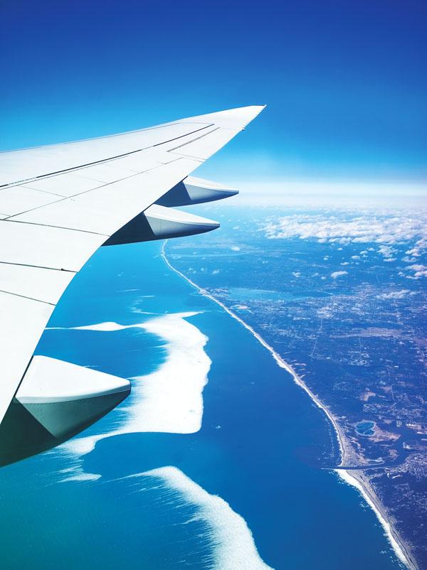 viaggio aereo turismo