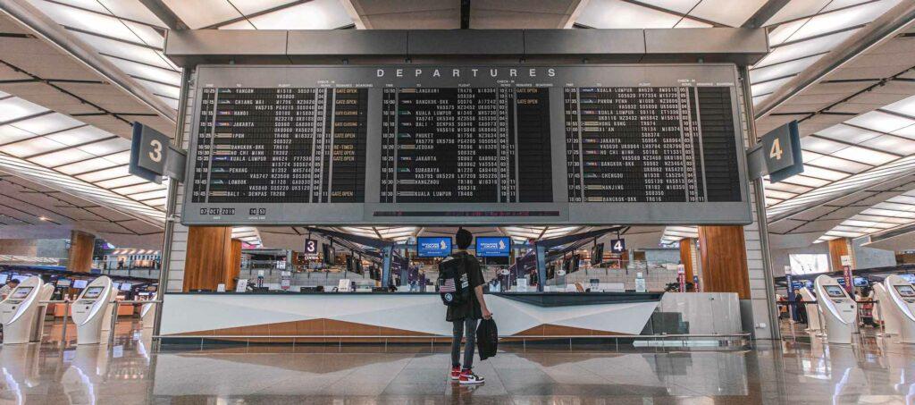 cancellazione del volo