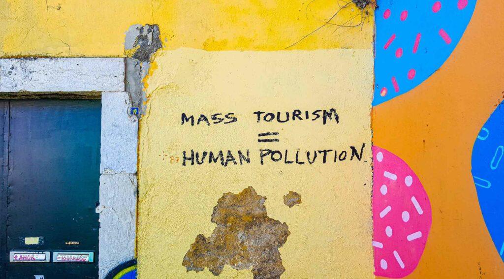 overtourism turismo sostenibile