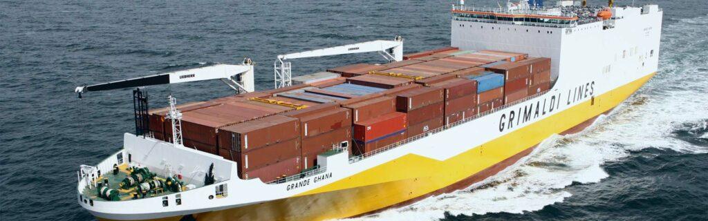 viaggi in cargo grimaldi lines