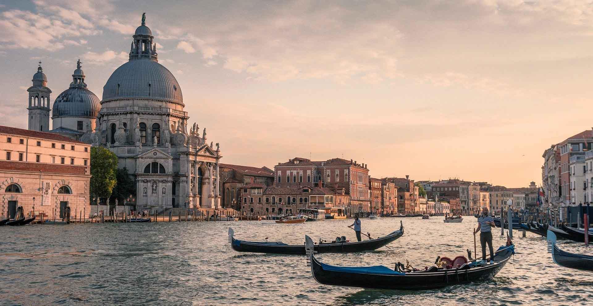 venezia era una tappa del grand tour