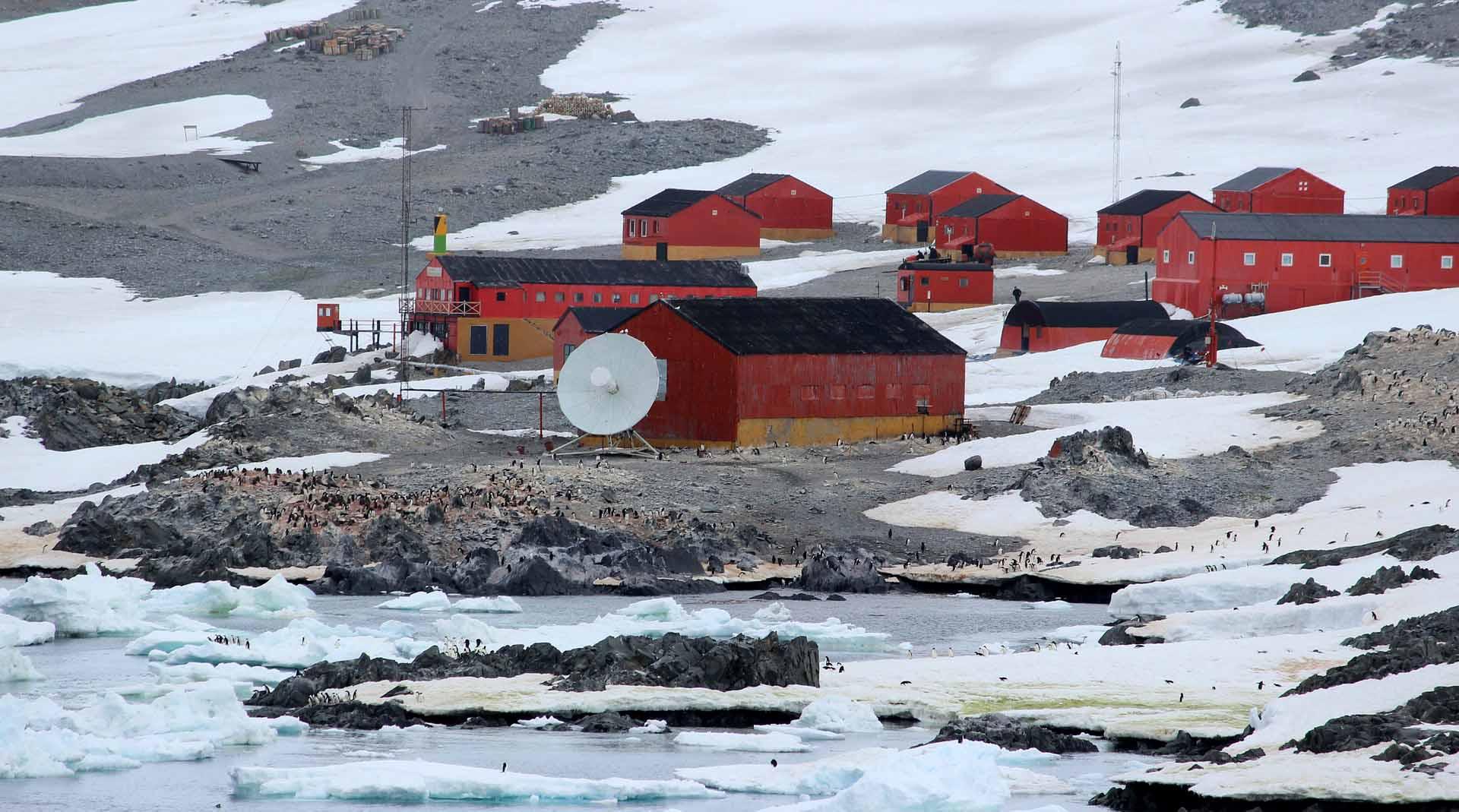 stazione scientifica polo sud viaggi estremi