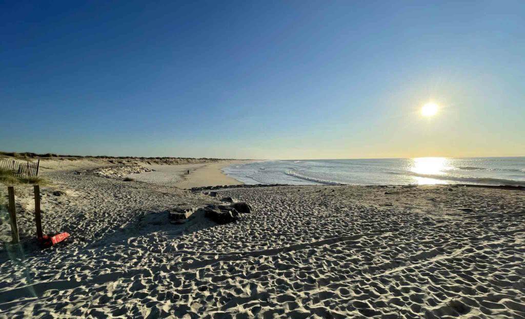 dunas de sao jacinto aveiro viaggio a porto portogallo