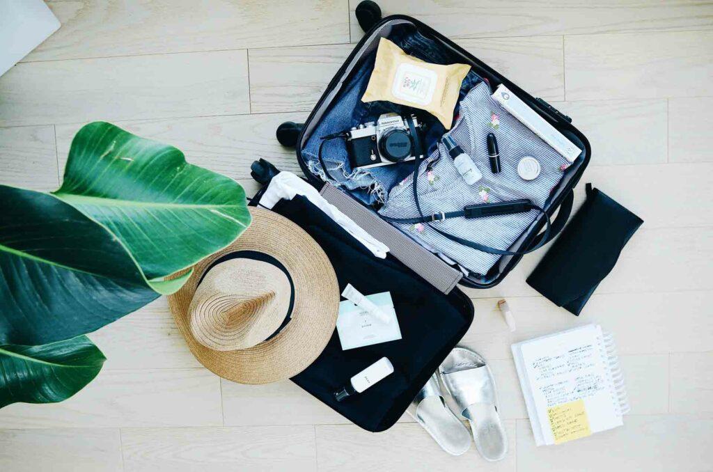 valigia eco-friendly