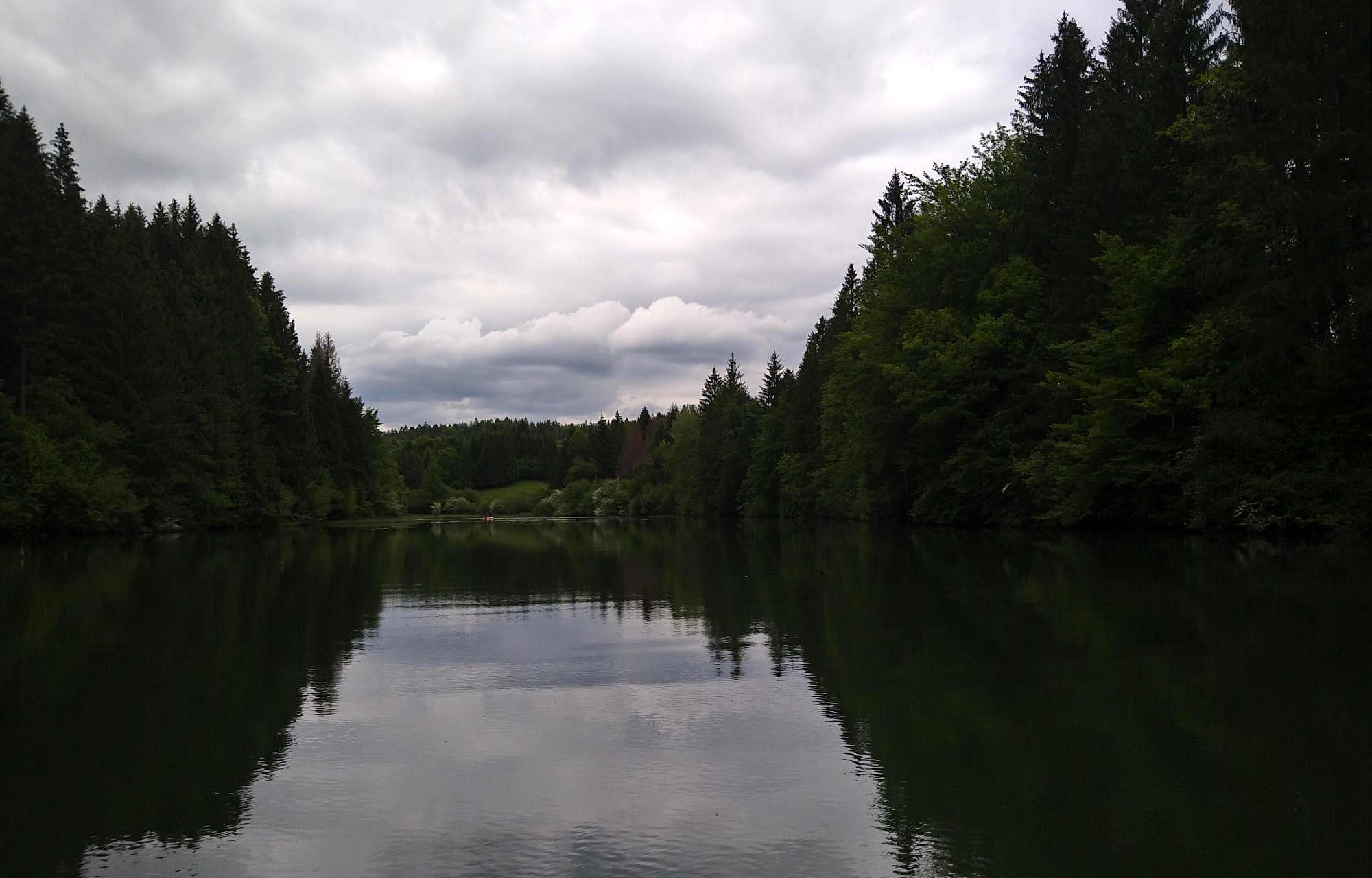 lago in Slovenia dove poter effettuare esperienza sup