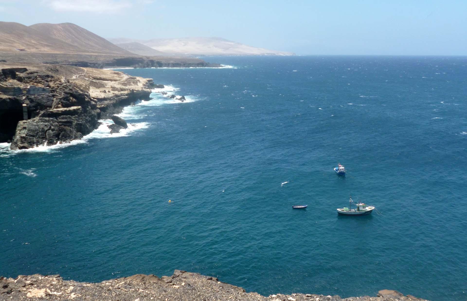 Fuerteventura panorama oceano Atlantico